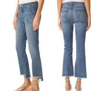 McGuire Malone Fray Step Hem Jeans
